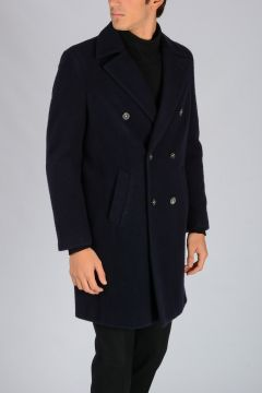 Wool blend MORRIS Coat