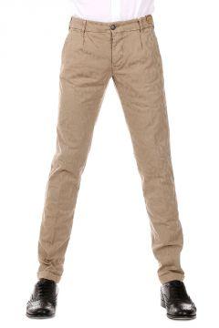 Pantalone in Motivo Floreale