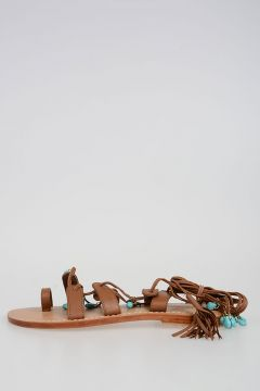 Gladiator Sandals Leather