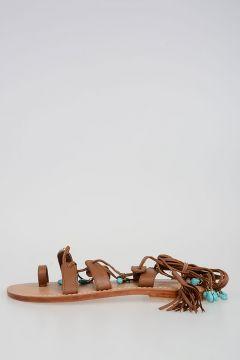 Gladiator Sandals Leather