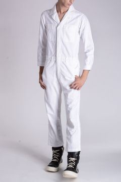 Cotton & Hemp UTILITY JUMSUIT