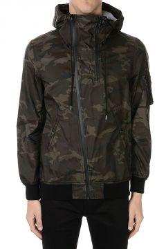 Nylon Camouflage Jacket