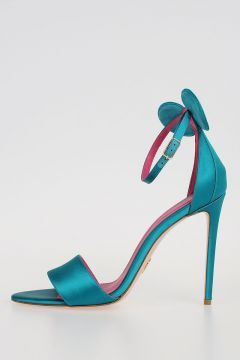 10cm Satin MINNIE Sandals