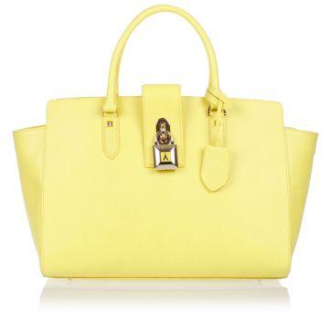 Large Leather Handbag