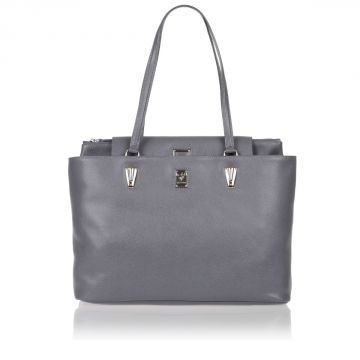 LINEA BOLD Borsa Shopper in Pelle
