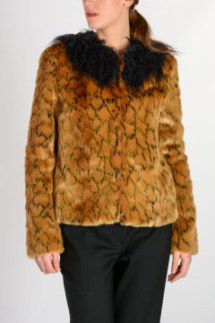 FIFI Faux Fur Jacket