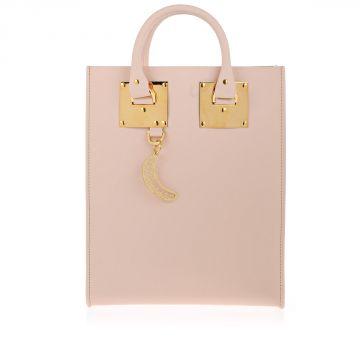 Leather Hand Bag BANANAS