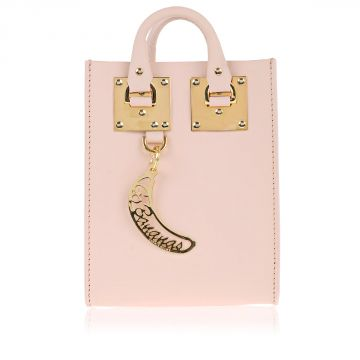 Leather Hand Bag BANANAS