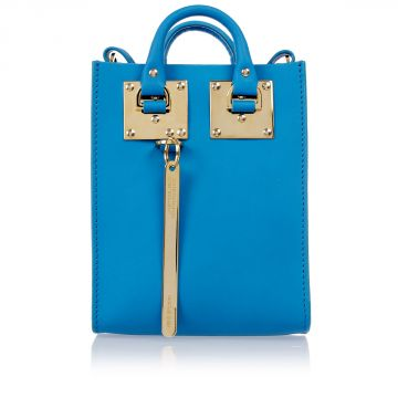Mini Borsa ALBION a Mano in pelle