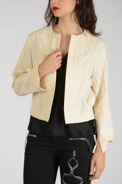 Mixed Cotton ANANAS Jacket