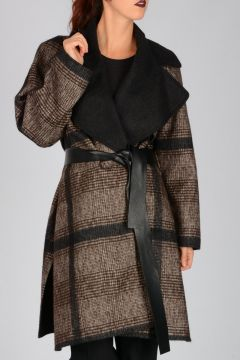 Virgin Wool Blend CABALA Coat