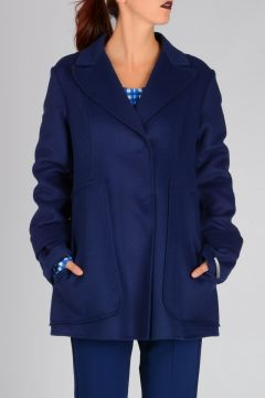 Virgin Wool & Angora TURKU Coat