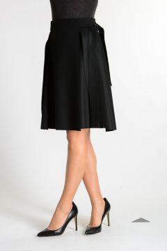 Virgin Wool Skirt