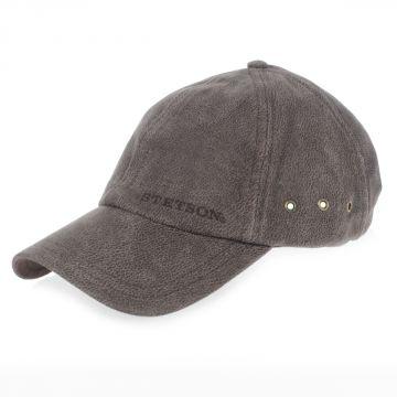 Cappello Baseball in Pelle