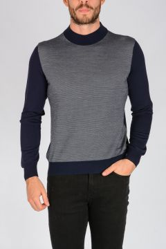 Crewneck Wool Sweater