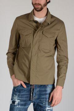 Mixed Cotton FIELD SHIRT Shirt