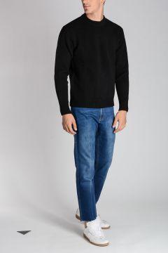 KNITS Stretch Wool Sweater