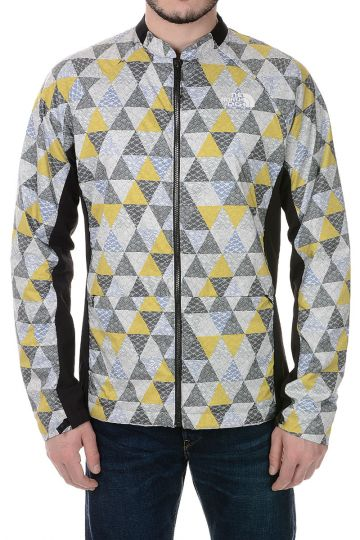 Fabric Bomber Jacket