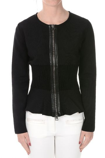 Giacca Cardigan Stretch