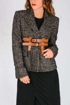 Virgin wool blend Jacket