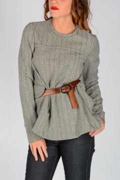 Virgin wool Cashmere Top