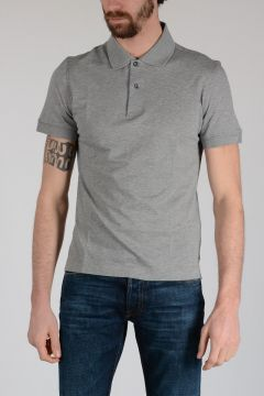 Cotton Embroidered Polo