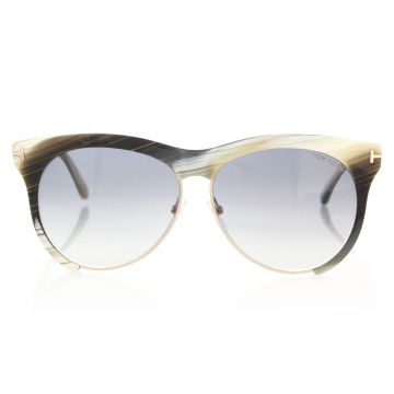 Sunglasses with gradient lens