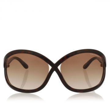 SANDRA Tortoise Sunglasses