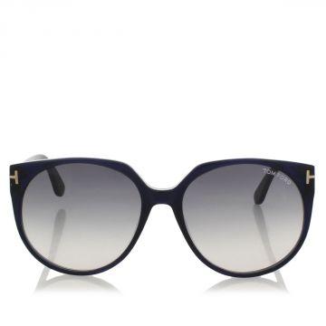 MILENA Sunglasses with Faded Lenses