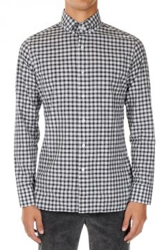 Popeline Cotton checket Shirt
