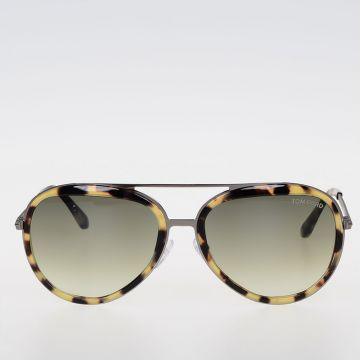 Tortoise Shell ANDY Sunglasses