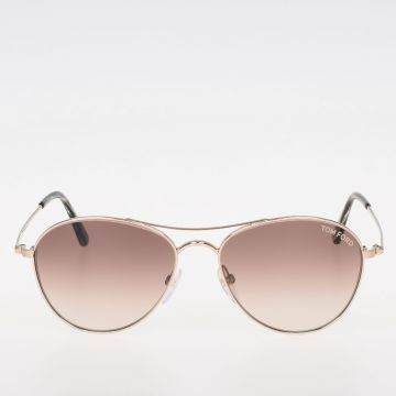 Metallic OLIVER Sunglasses