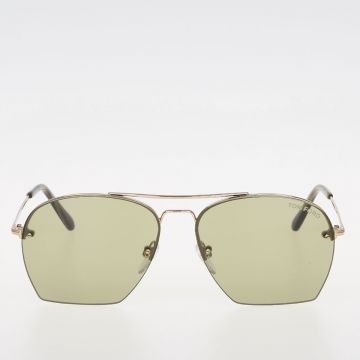 Metallic WHELAN Sunglasses