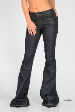 Jeans In Denim Stretch 32 cm