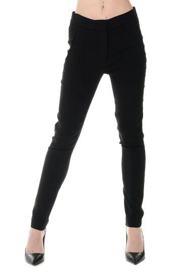 Pantalone in Tessuto Stretch