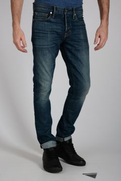 16cm Stone Washed Denim Jeans