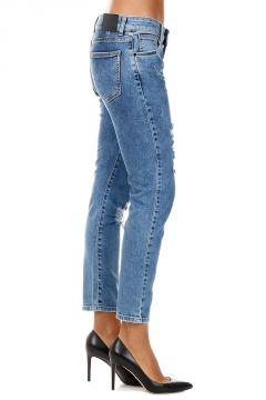 Jeans MEY in Denim Destroyed 15 cm