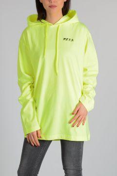 Fluo color p.e.t.s. Sweatshirt