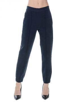 Pantaloni Cropped Elasticizzati