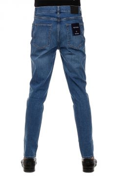 Jeans VALTAR Skinny in Denim JAY BLUE 16,5 cm