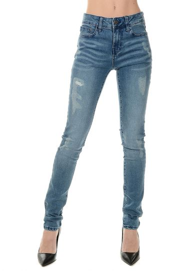 Denim Stretch TRAILER SPRAY Jeans 12 cm
