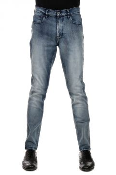 Jeans VALTAR Skinny in Denim DUSTY BLUE 16,5 cm