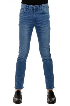 Jeans VERNER Skinny in Denim JAY BLUE 17,5 cm