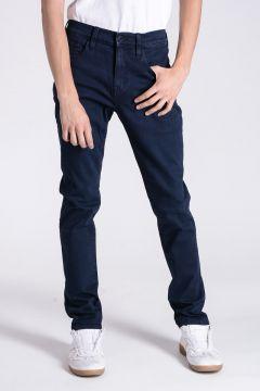 Jeans VERNER in Denim Stretch Maria Blue 17 CM