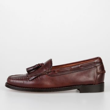 Leather ESHTER PULL UP Loafers
