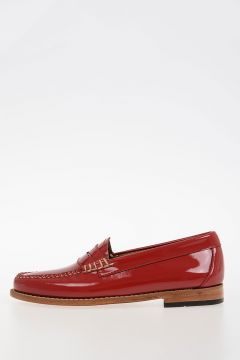 Patent Leather PENNY WHEEL Loafers