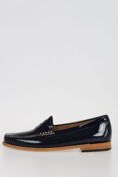 Leather PENNY WHEEL Moccasin