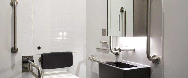 Franchi Safetouch Toilet