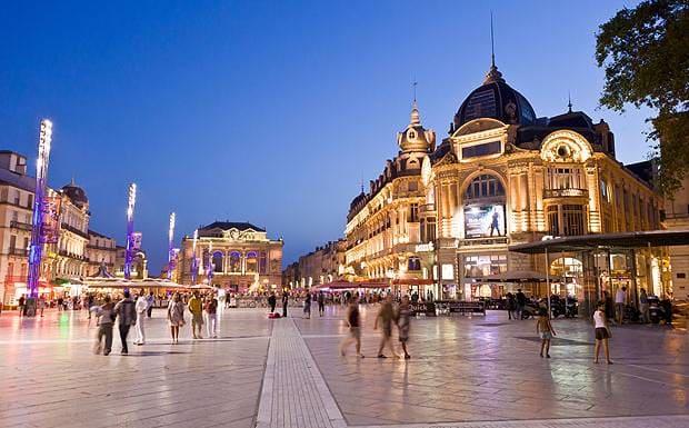 Montpellier square