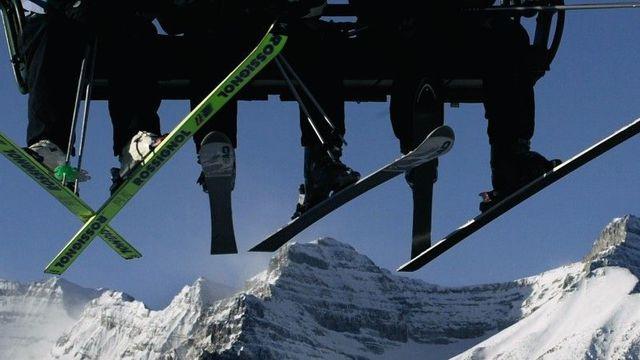 Alberta ski canada montagne 5404897